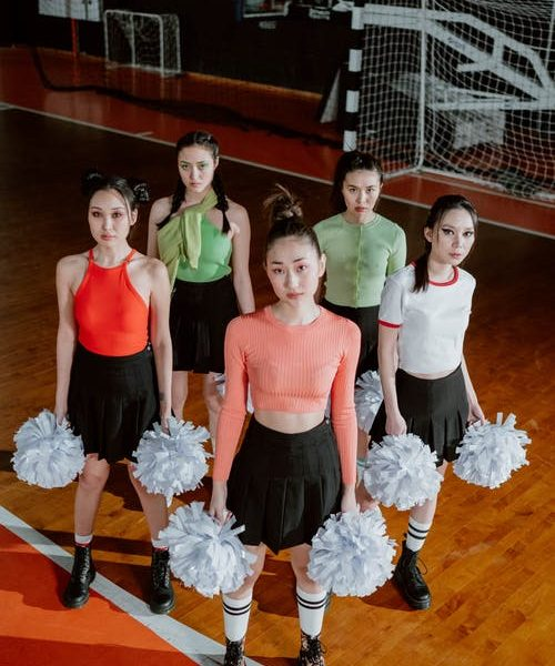 How to get your very own cheerleading uniforms in three easy steps